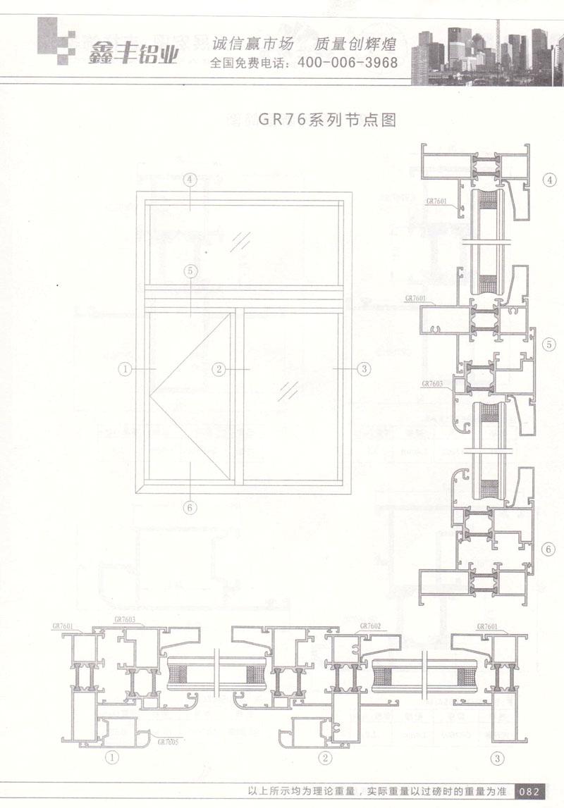 GR76系列节点图
